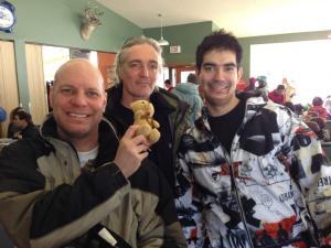 bear with jeff guy and dan