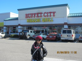 Buffet - Hibachi Grill - Virginia US 2012 - 765