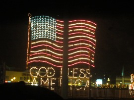 Virginia Beach Christmas Lights - US 2012 - 046