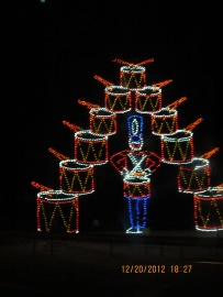 Virginia Beach Christmas Lights -