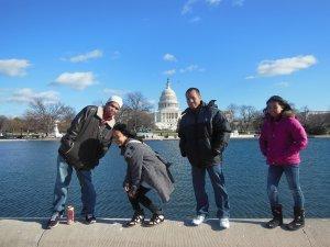 U.S. Capitol (?)
